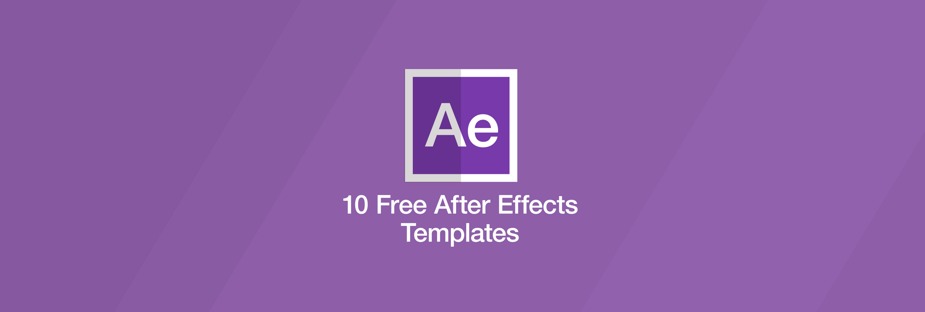 free after effects templates - Selo.l-ink.co