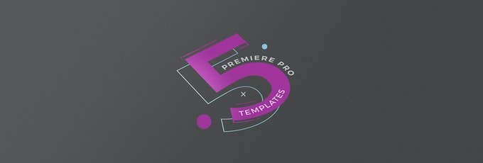 5 Premiere Pro Title Templates You Can Use Again & Again