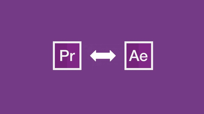 Using Dynamic Link with Premiere Pro and After Effects