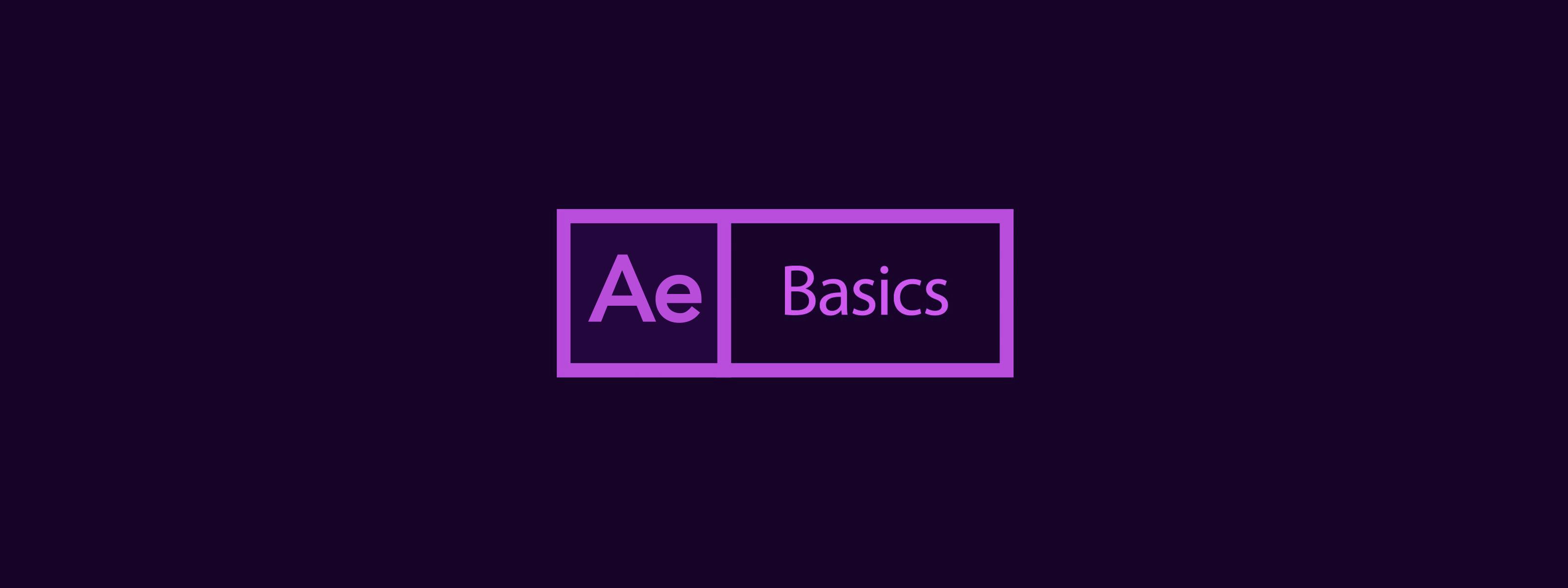 Hướng dẫn các thao tác cơ bản trong After effects by Thầy Dũng AE!