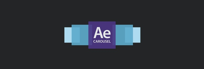 After Effects Photo Carousel Tutorial