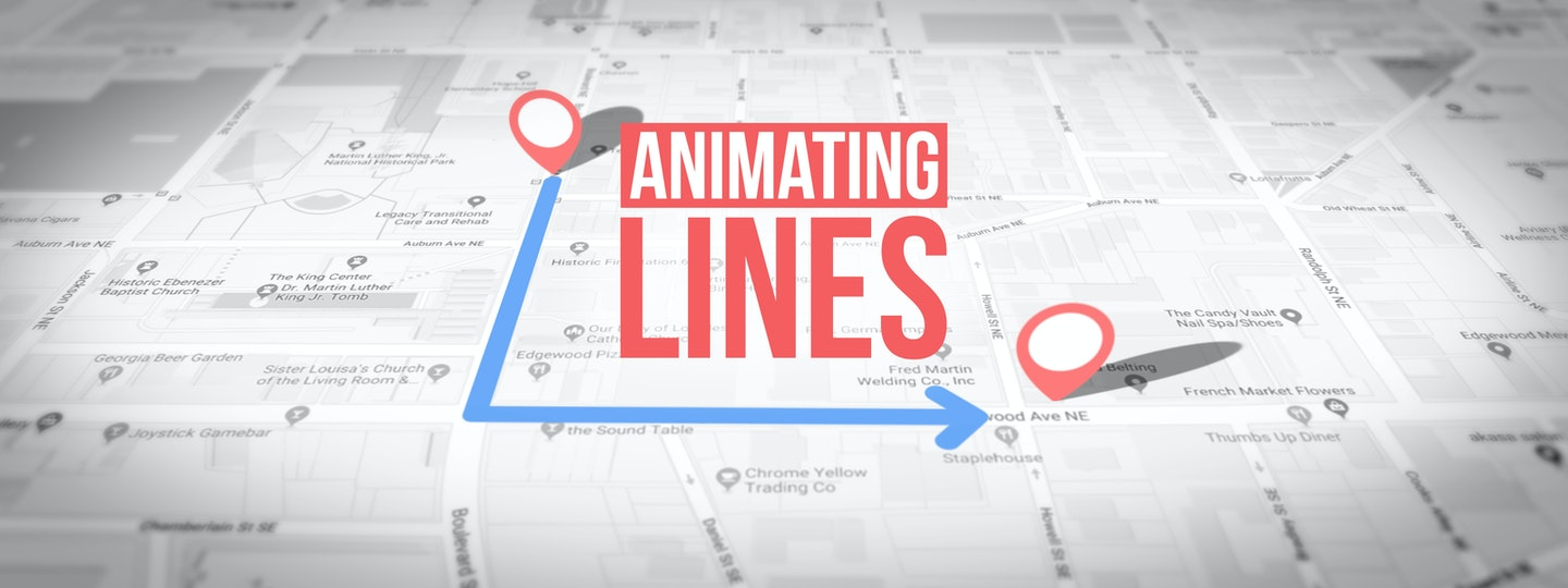 How To Animate A Line In After Effects