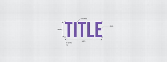 Creating Premiere Title Templates
