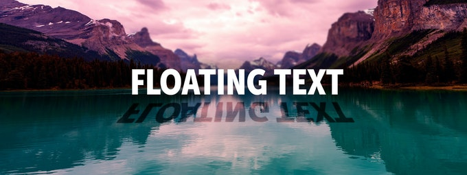 How To Create 3D Floating Text In After Effects (Eminem - Lucky You)