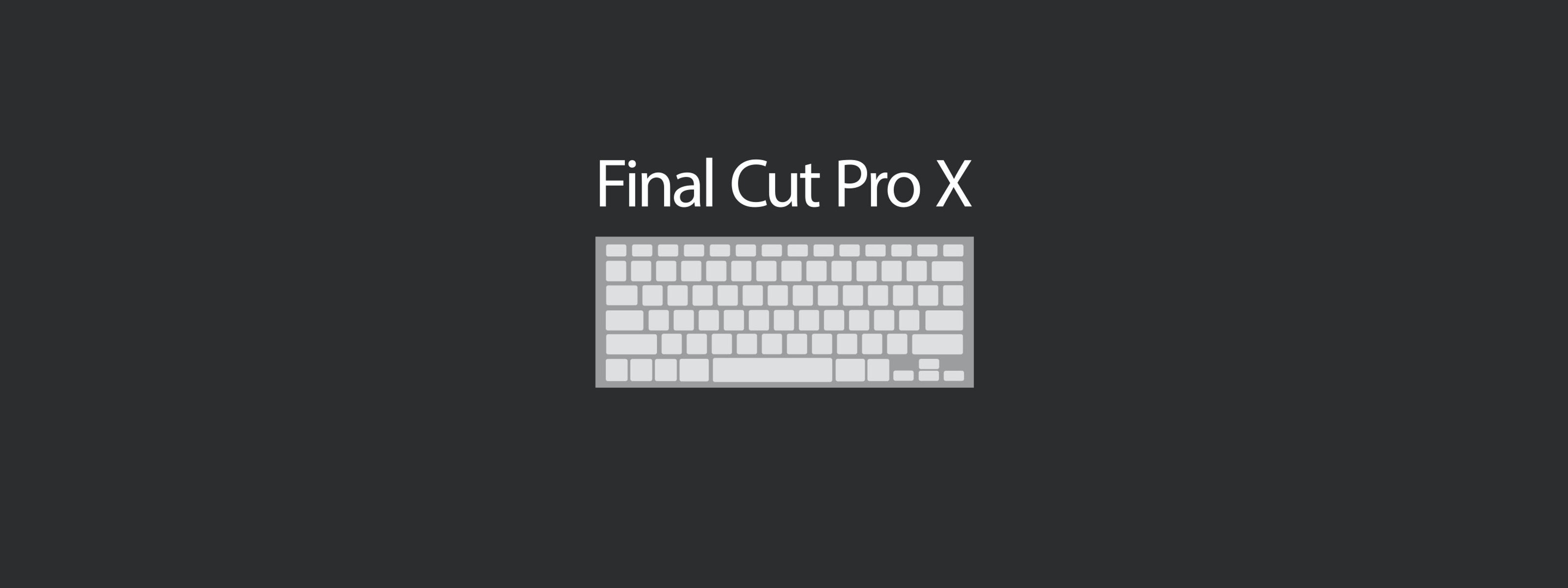 10 Final Cut Pro X Keyboard Shortcuts Motion Array