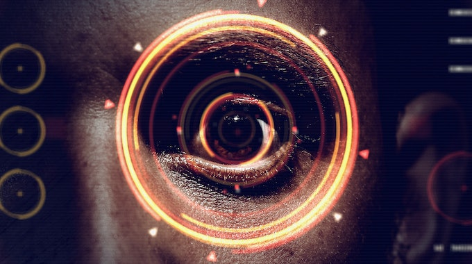 How To Create A HUD Eye Effect In After Effects