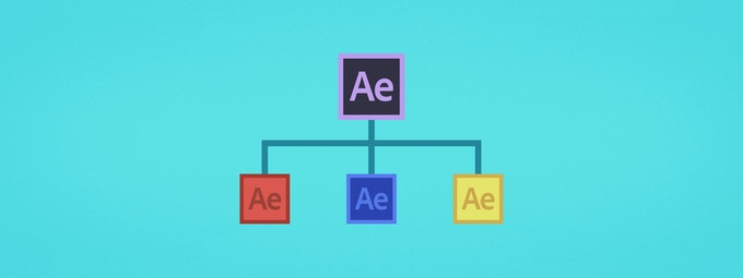 How To Use Master Properties in After Effects