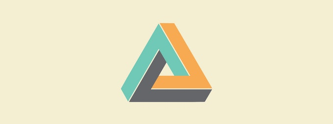 How To Create A Penrose Triangle in Adobe After Effects