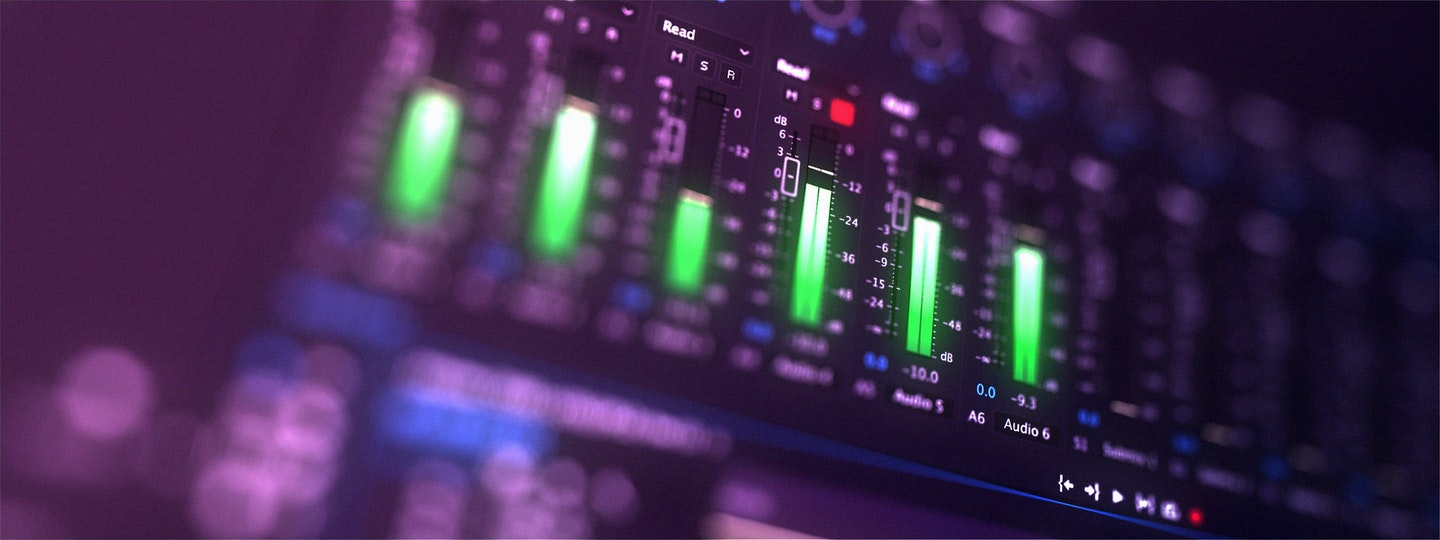 How To Use The Audio Clip Mixer In Premiere Pro