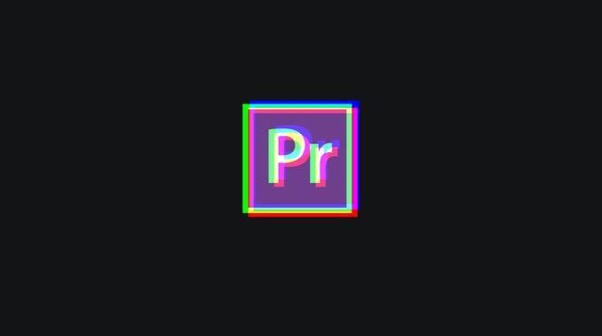 Premiere Pro Separate RGB Effect Tutorial