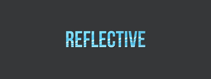 Make A Reflective Metallic Texture In After Effects