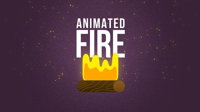 How To Create Animated Fire In After Effects