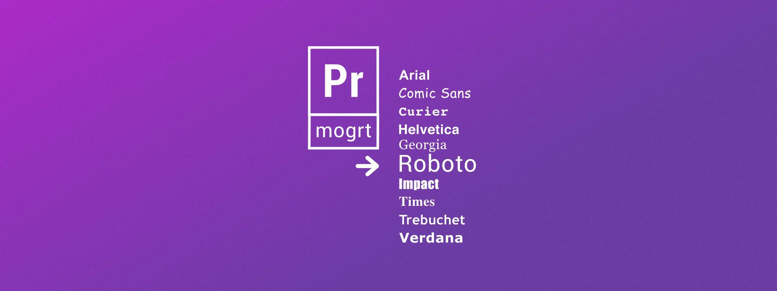 How To Change Fonts In Motion Graphics Templates | Motion Array