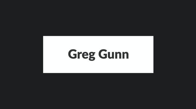 Interview With Greg Gunn of Blind