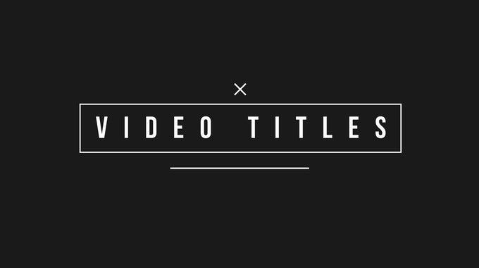 5 Online Resources For Learning To Make Better Titles