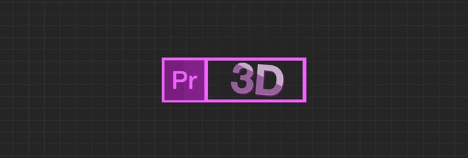 Working With 3D Text Animations In Premiere Pro