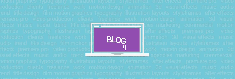 4 Studio Blogs You Should Follow
