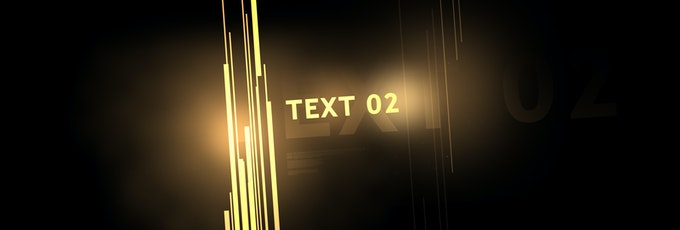 After Effects Text Template Tutorial