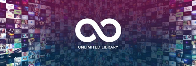 Get Unlimited Downloads with our new Unlimited Library