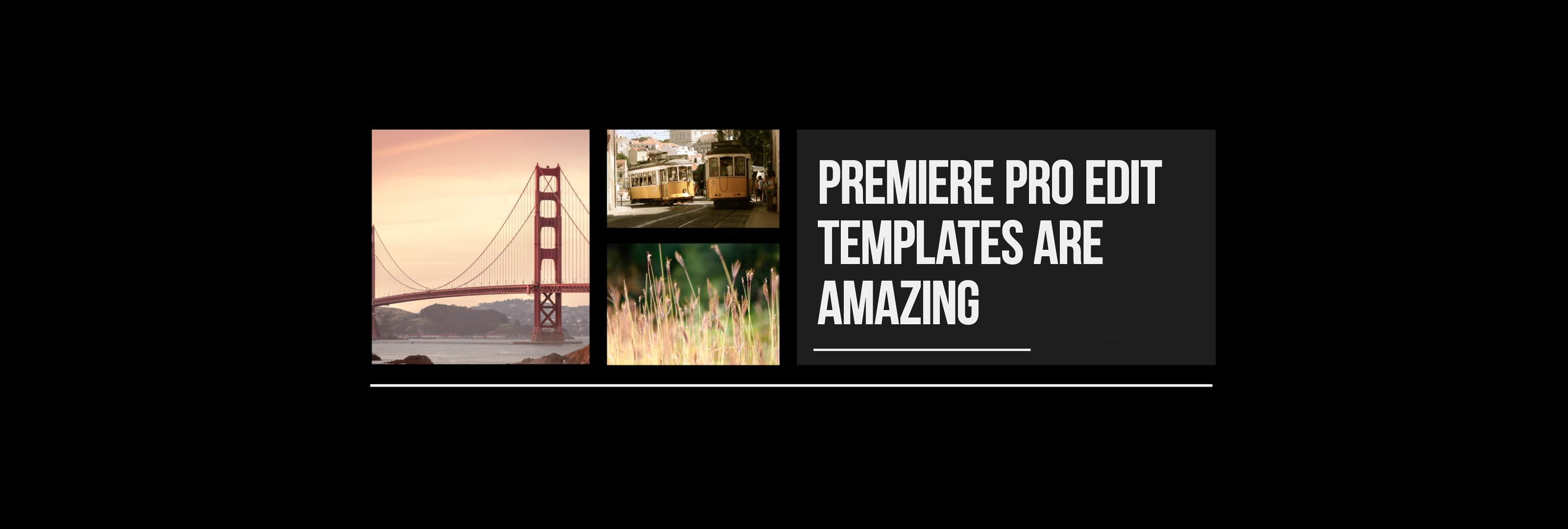 Premiere Pro Templates Geccetackletartsco - Premiere pro motion graphics templates